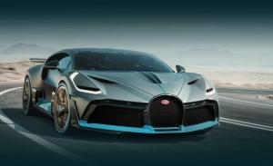 Bugatti, preparada para la producción del exclusivo Divo en 2020