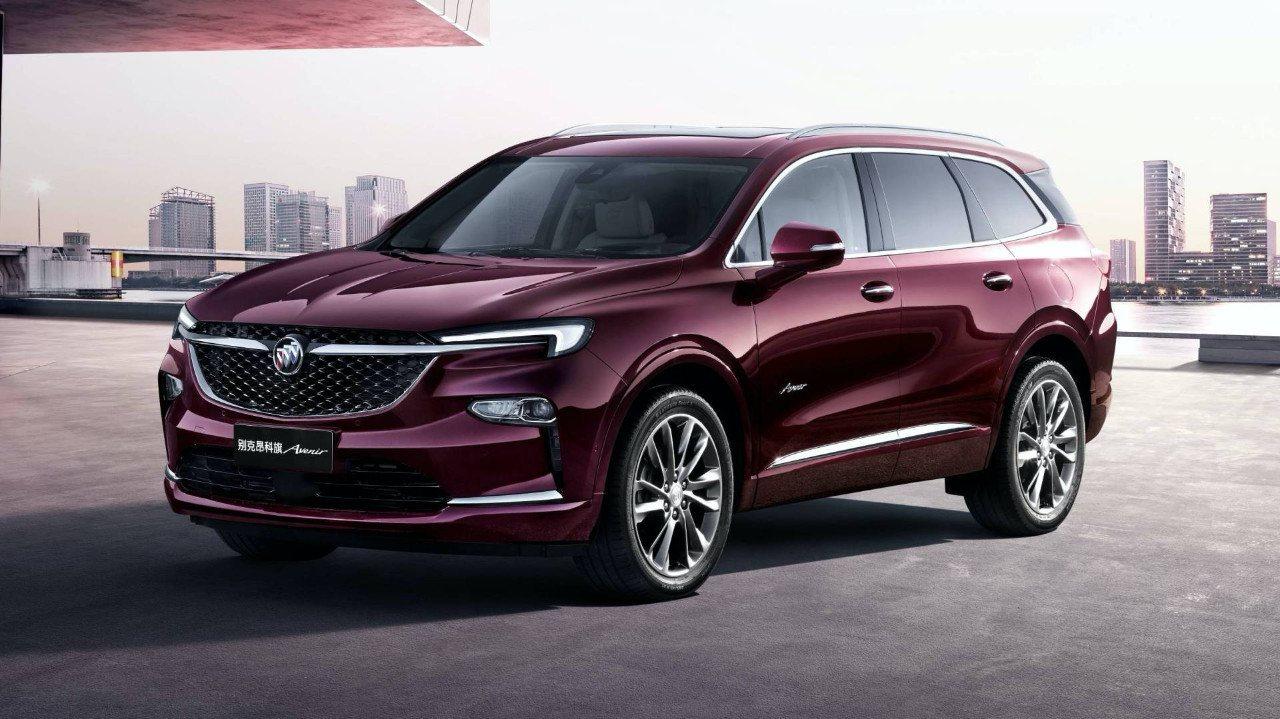 Buick presenta oficialmente el nuevo Enclave 2020 de 7 plazas en China