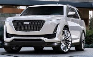 El nuevo Cadillac Escalade 2021 será presentado en diciembre