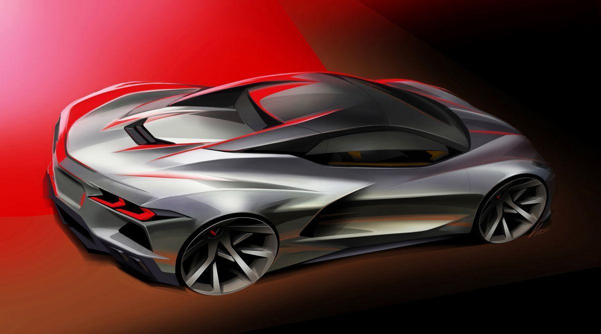 Una filtración revela los primeros detalles técnicos del nuevo Corvette híbrido