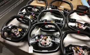 Filtrado el volante del nuevo Chevrolet Corvette Z06