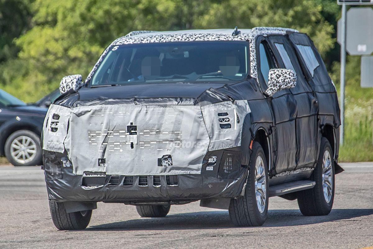 Los nuevos GMC Yukon, Chevrolet Tahoe y Suburban serán desvelados el 10 de diciembre