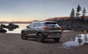 Chevrolet Trailblazer 2020, un rival para el Hyundai Kona en Estados Unidos
