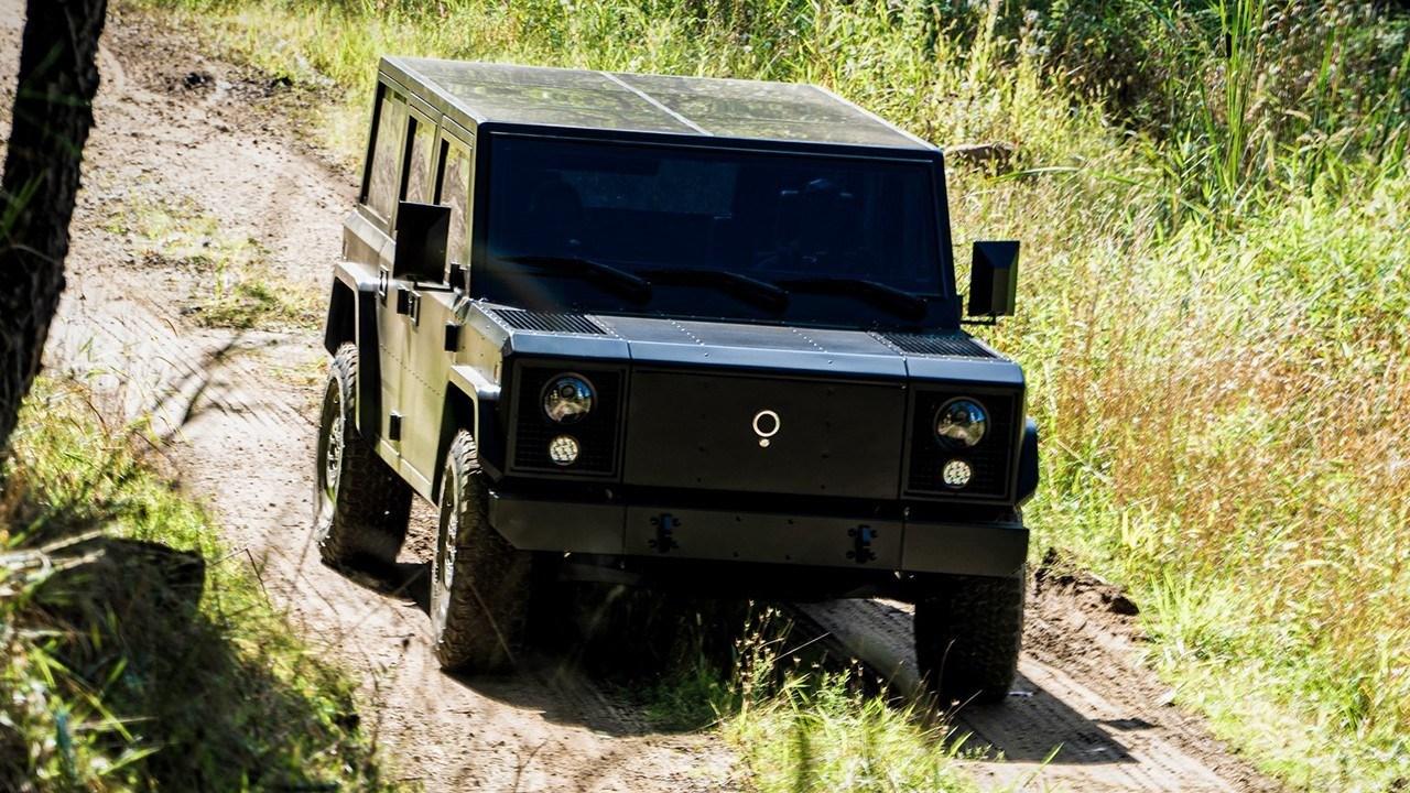 Los coches eléctricos de Bollinger Motors llegarán a Europa