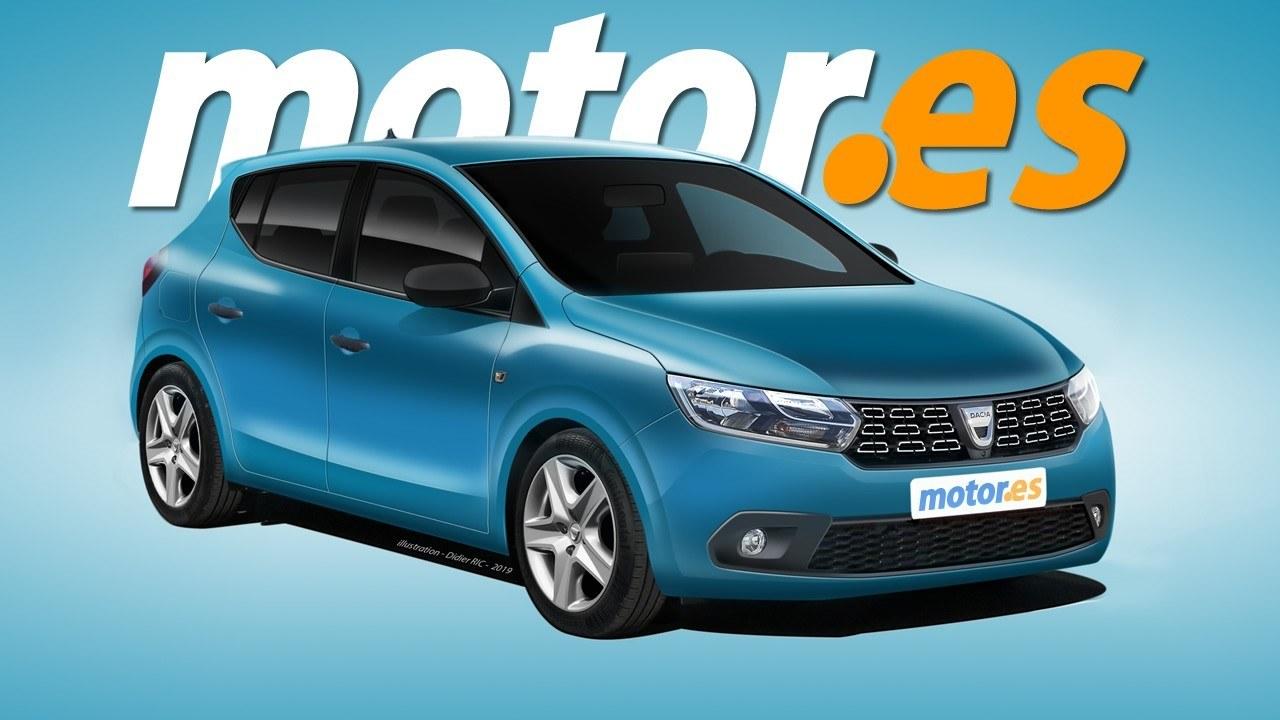 Así será el nuevo Dacia Sandero 2020, ¡se avecina un gran cambio!