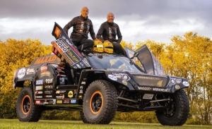 Los hermanos Coronel presentan su 'The Beast 3.0'