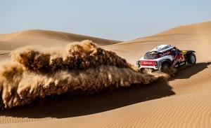 Sainz y Peterhansel ya conocen su camino hasta el Dakar