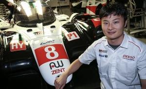 De Vries, Laurent y Yamashita estarán con Toyota en el 'rookie test' del WEC
