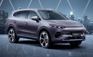Denza X, un SUV eléctrico creado por Mercedes para el gigante asiático