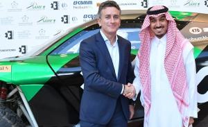 El desierto de Arabia Saudí acogerá una de las citas de Extreme E