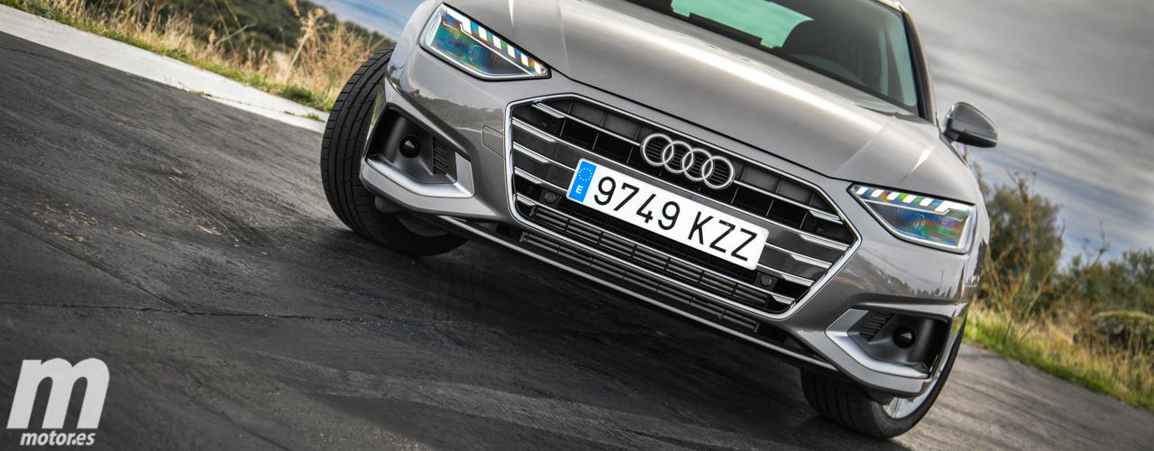 Prueba Audi A4 35 TFSI, ¿será suficiente con la versión de acceso?