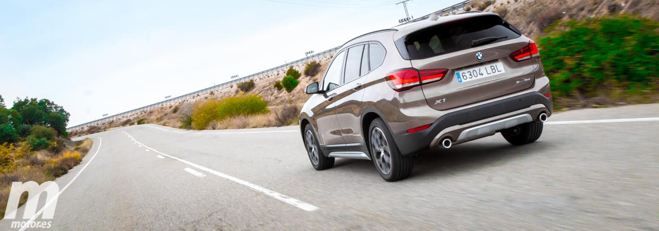 Prueba BMW X1 sDrive18d 2020, compra lógica