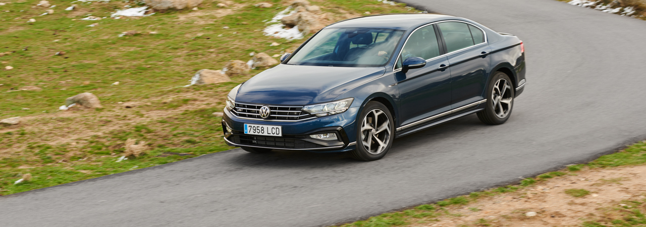 Prueba Volkswagen Passat 2019, porque sigue siendo el rey