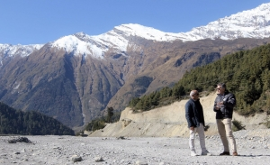 Extreme E revela la ubicación de su evento en el Himalaya