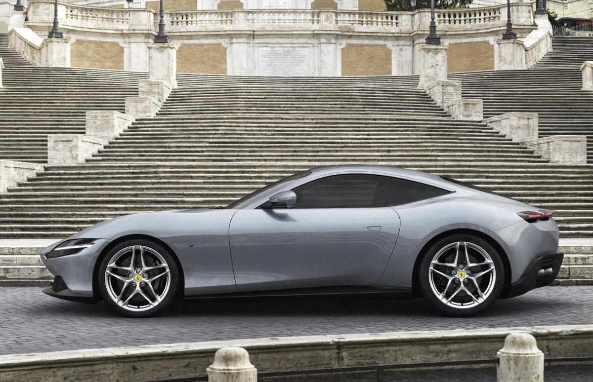 El nuevo Ferrari Roma en 5 claves