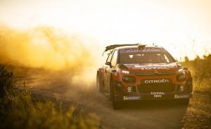Final de temporada amargo para Citroën en el Rally de Australia
