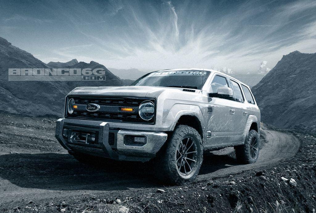 El nuevo Ford Bronco será presentado en primavera