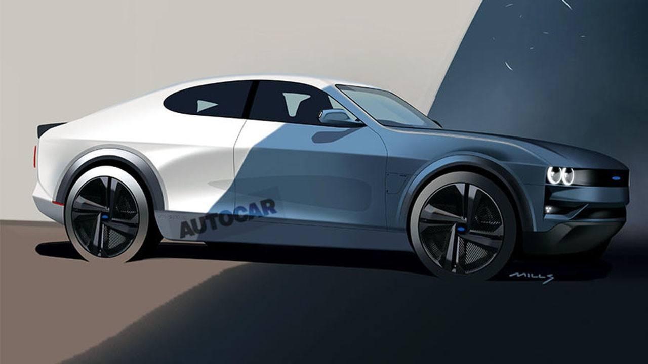 El regreso del Ford Capri es una posibilidad