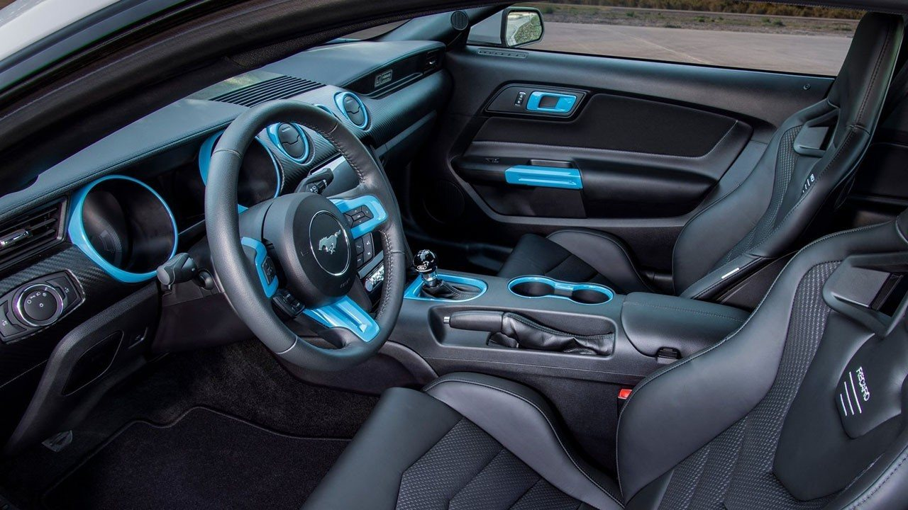 Ford Mustang Lithium (SEMA 2019) 10