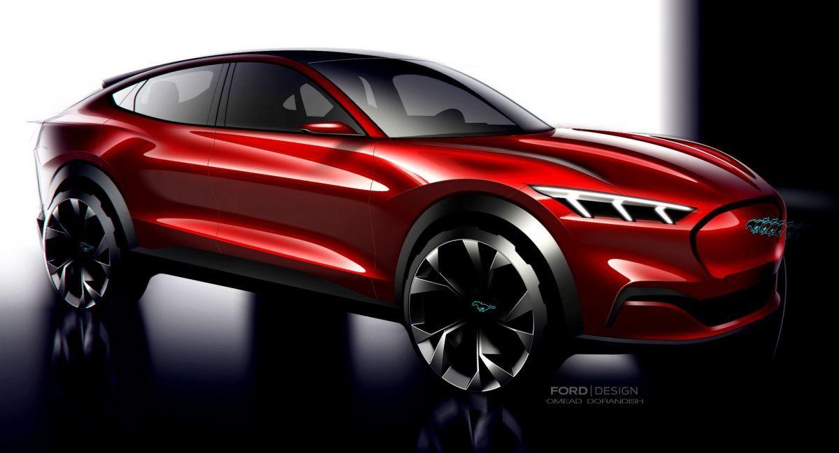 ¿Habrá un Shelby Mustang Mach-E? En Ford creen que es posible