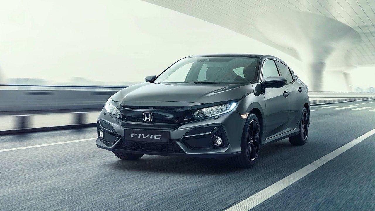 Honda Civic 2020, el compacto japonés estrena interesantes novedades