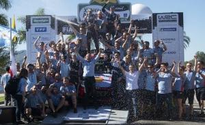 Hyundai Motorsport logra su primer título de constructores del WRC