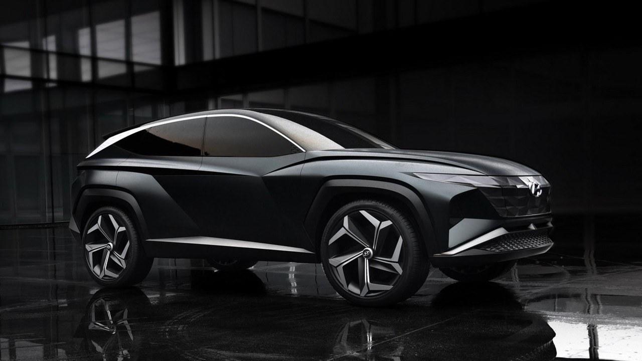 Hyundai Vision T Concept, vislumbrando cómo será el nuevo Tucson