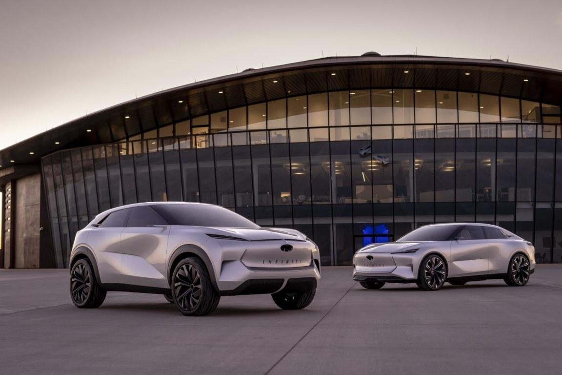 La tecnología e-Power de los futuros eléctricos de Infiniti utilizará motores de gasolina