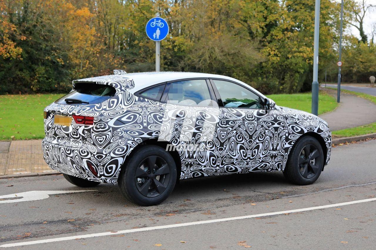 jaguar epace facelift spy  scoop automobili e foto