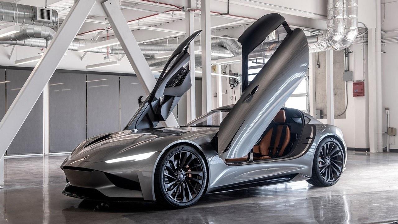 Karma SC2 Concept, un superdeportivo eléctrico con más de 1.000 CV