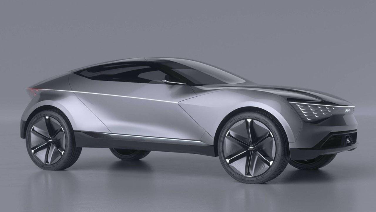 Kia Futuron Concept, un SUV para mirar al futuro