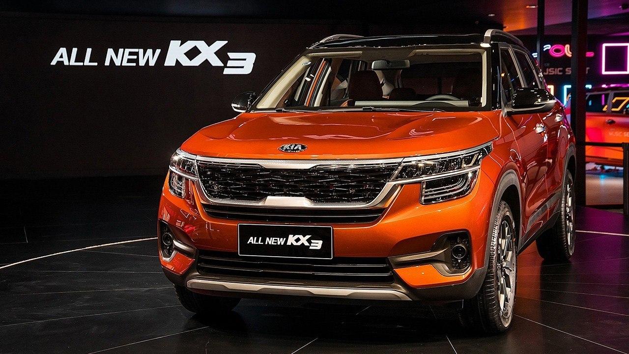 El nuevo Kia KX3 2020 se presenta en China, un Seltos para el gigante asiático