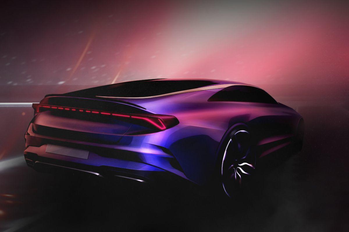 Kia adelanta dos teaser mostrando el diseño exterior de los nuevos Optima y K5