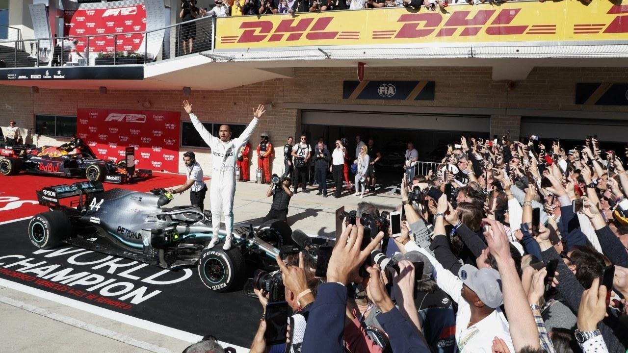 La historia del campeón del mundo de F1 2019: Lewis Hamilton