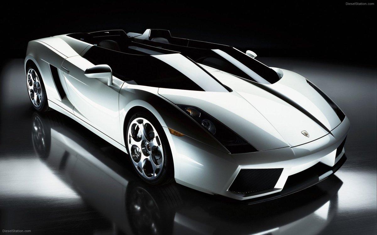 El único Lamborghini Concept S vuelve a subasta