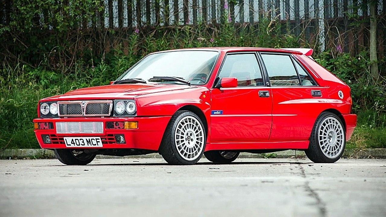 Amores de juventud: el Lancia Delta
