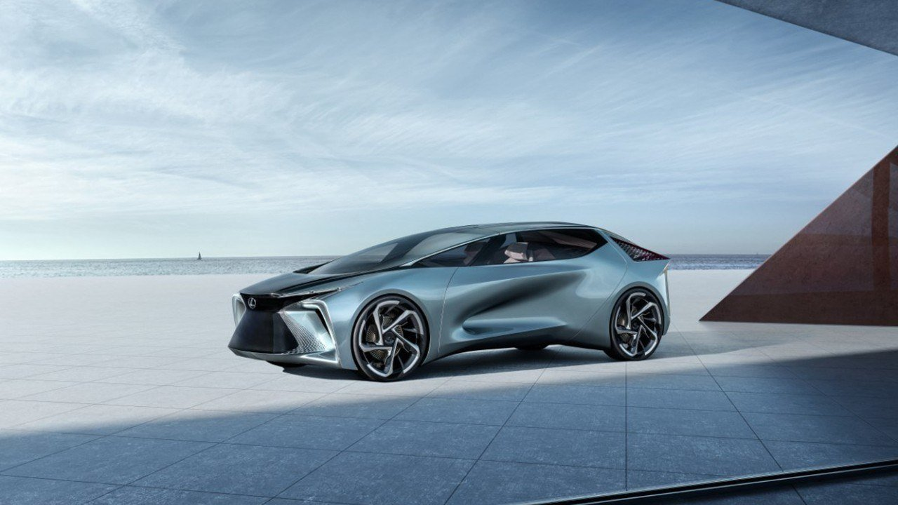 El primer coche eléctrico de Lexus no será un modelo totalmente nuevo