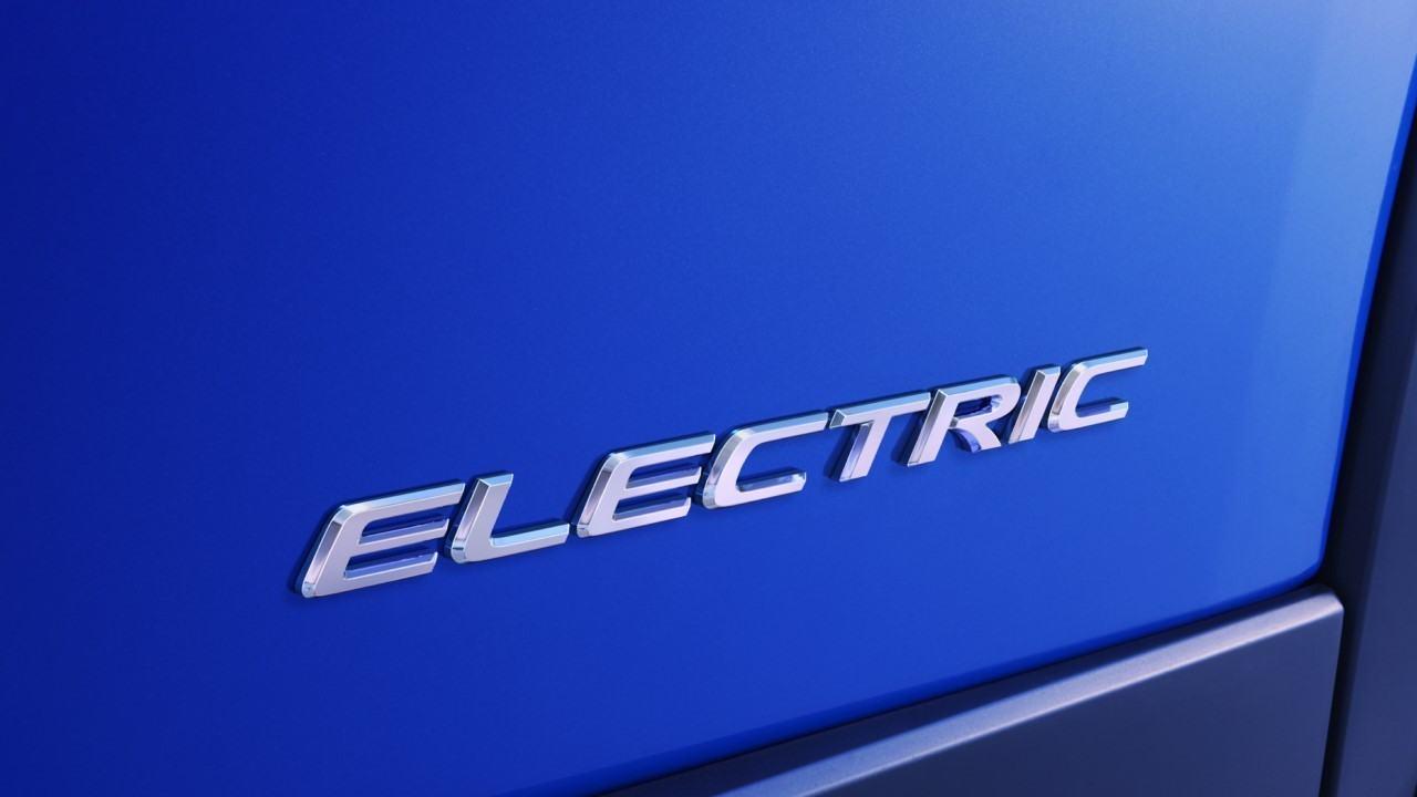Lexus muestra un escueto teaser del nuevo eléctrico a punto de debutar