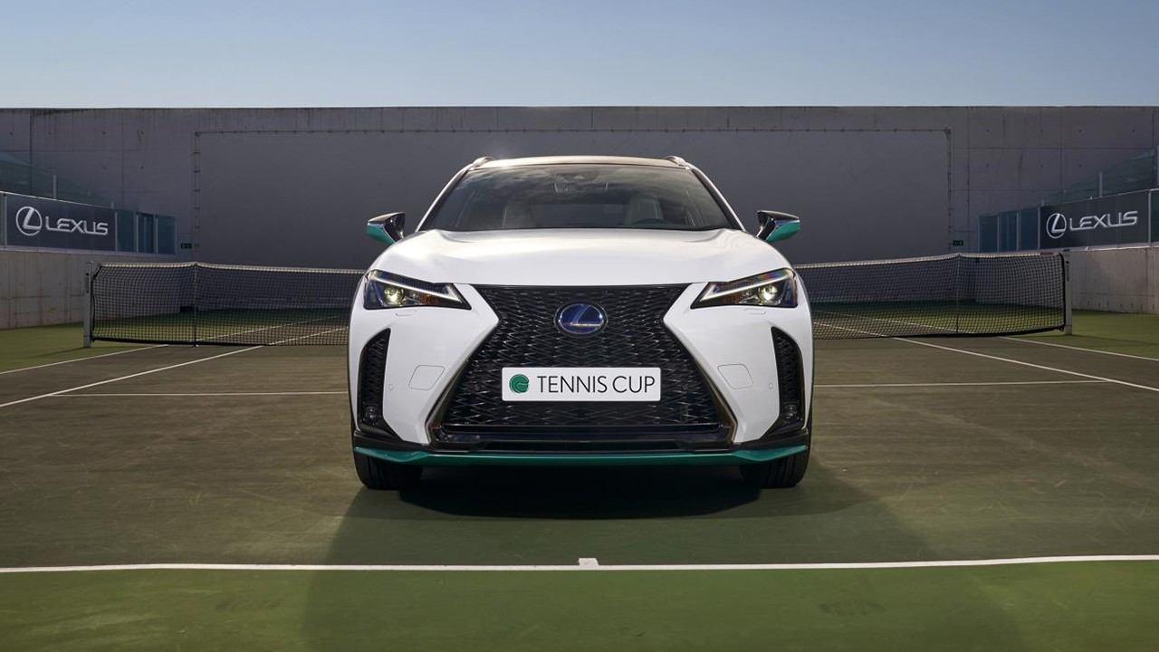 Lexus UX 250h Tennis Cup Edition, para los amantes del tenis