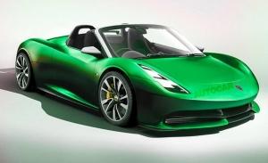 Se baraja lanzar un nuevo Lotus Elan para rivalizar con el Porsche Boxster