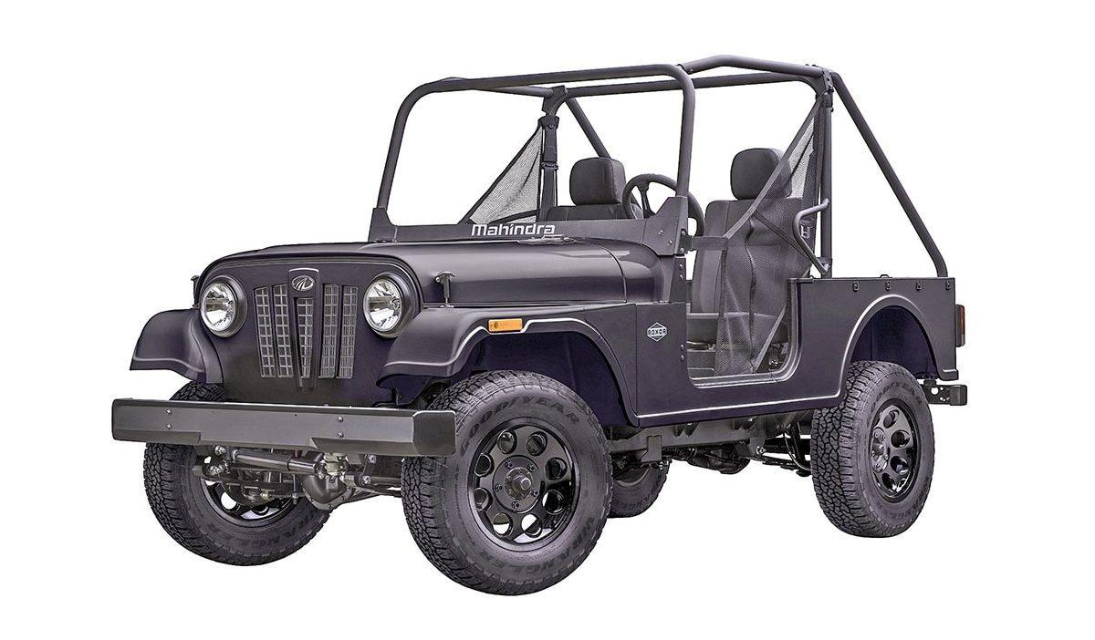 Un juez hace caso a Jeep y recomienda detener las ventas del Mahindra Roxor