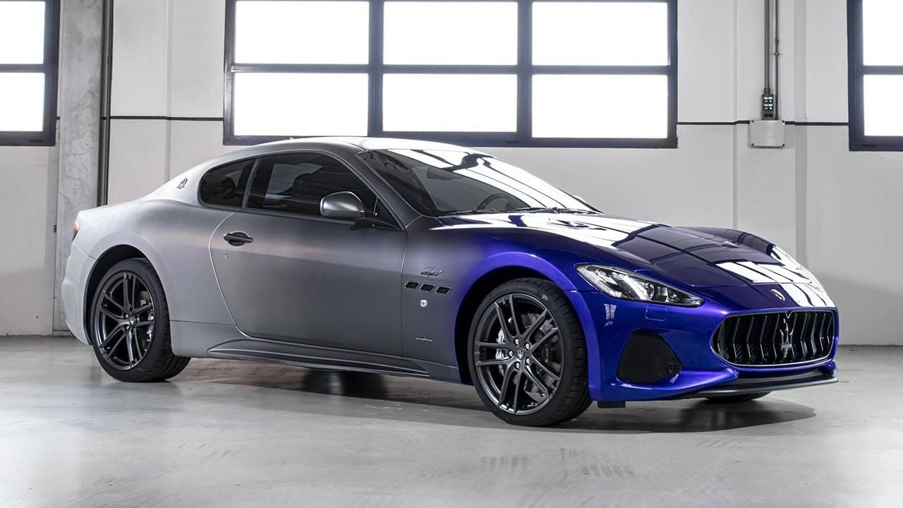 Maserati GranTurismo Zéda, diciendo adiós a una etapa