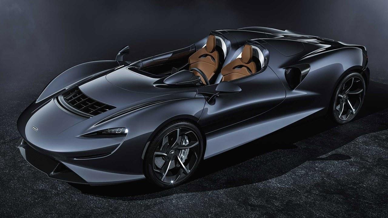 McLaren Elva, el roadster definitivo con motor V8 y 815 CV
