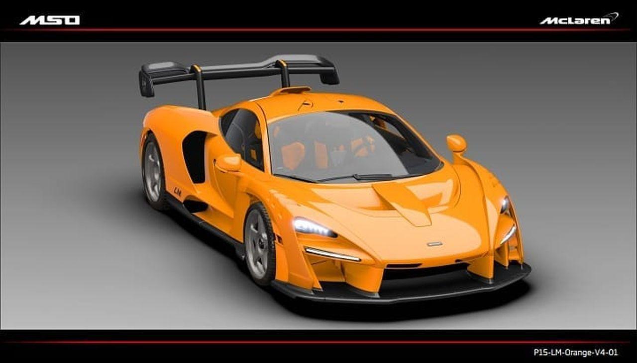 McLaren Senna LM: primeras imágenes y datos del nuevo Senna GTR de calle