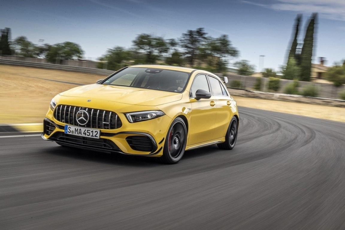 El nuevo Mercedes-AMG A 45 S 4MATIC+ ya tiene precio en España