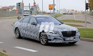 El Mercedes Clase S 2020 recuperará el motor V12