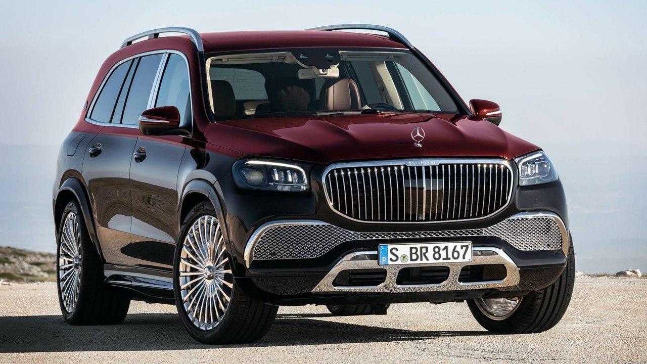 Mercedes-Maybach GLS, máximo lujo y confort sobre ruedas