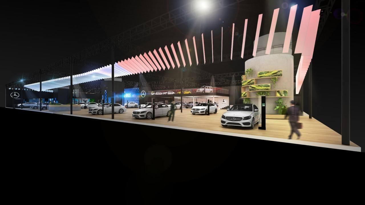 El nuevo Mercedes-Maybach GLS, novedad mundial en el Salón de Guangzhou 2019