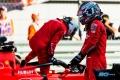 Binotto convoca a Vettel y a Leclerc a una reunión en Maranello
