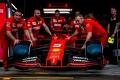 Binotto da su versión de la mejora de Ferrari